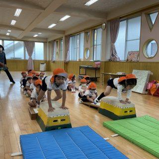 体操教室⭐️年中組
